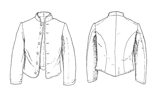 confederate issue jackets part 3