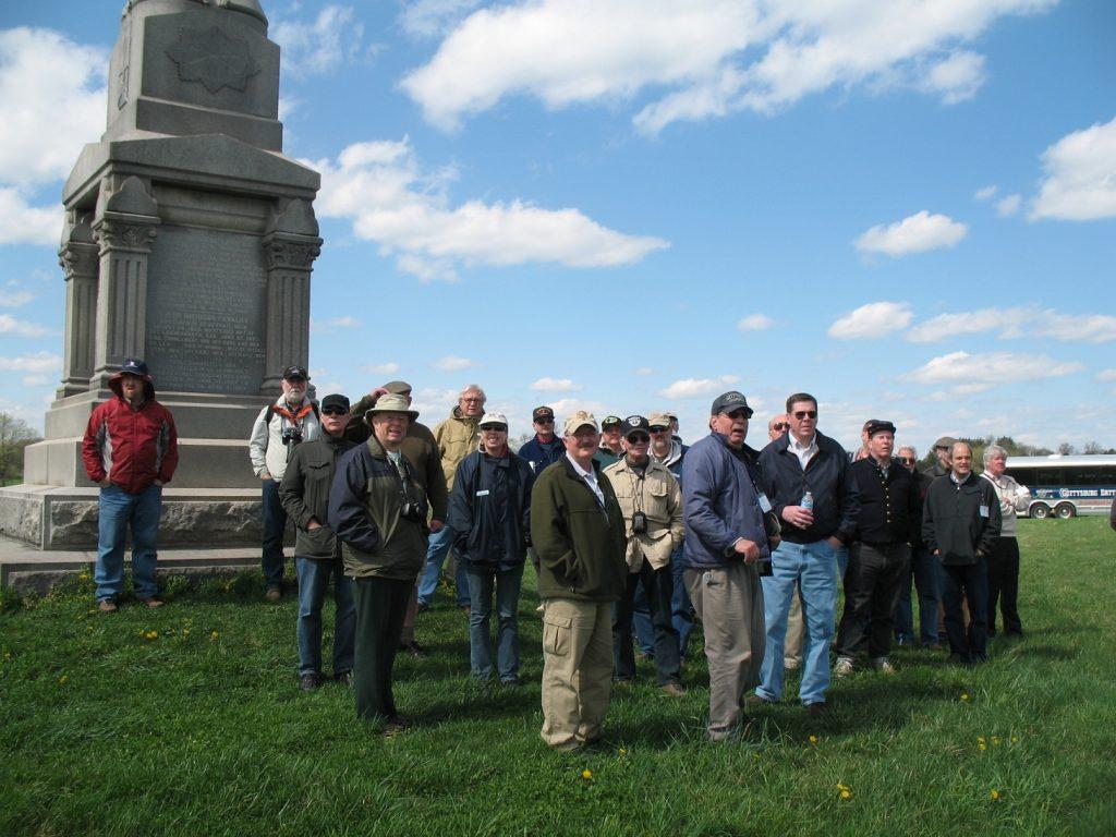 Members at Gettysburg